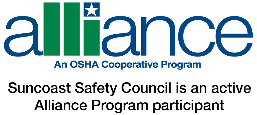 Participant in OSHA Alliance - An OSHA Cooperative Program